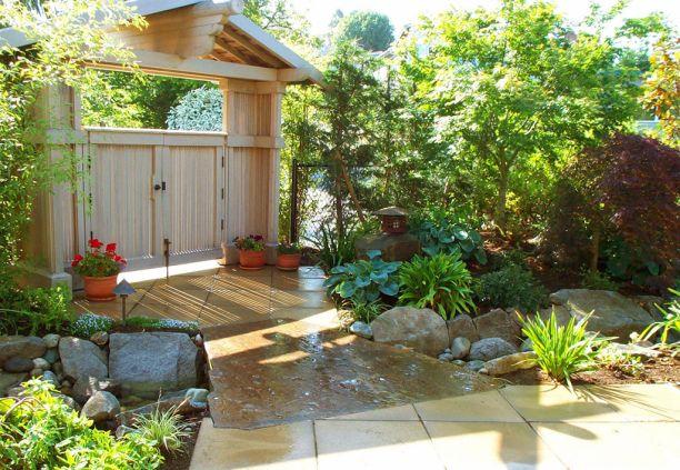 Садовый дизайн своими руками - 16 Августа 2012 - Своими руками, мастер класс, фото, поделки, дача, дом