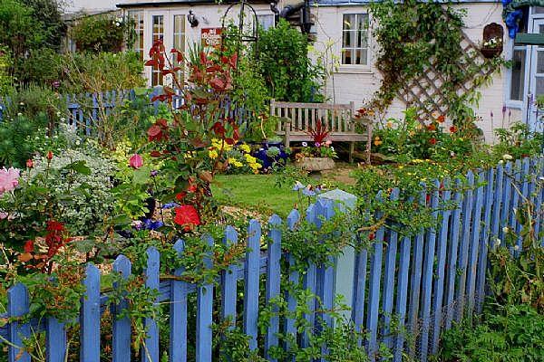 Картинки сады своими руками