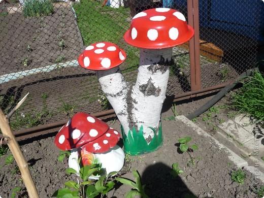 Поделки для дачи. сада двора своими руками
